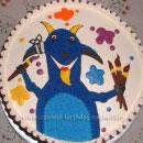 Van Goat Baby Einstein Birthday Cakes