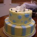 Lamb/Sheep Birthday Cakes