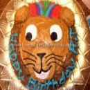 Baby Einstein Lion Birthday Cakes