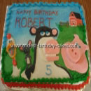 Barnyard film Birthday Cakes
