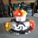 Wild West Scene Birthday Cakes