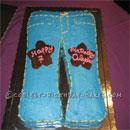 Jeans Birthday Cakes