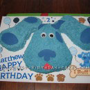 Blues Clues Birthday Cakes