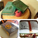 Book Birthday Cakes