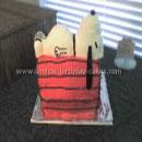 Peanuts Birthday Cakes