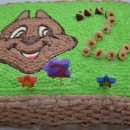 Chip 'n' Dale Birthday Cakes