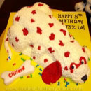 Clifford the Big Red Dog Birthday Cakes