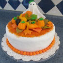 Fruits and Vegetables Birthday Cakes