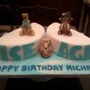 Ice Age Birthday Cakes