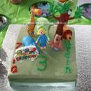 64 Zoo Lane Birthday Cakes