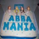 ABBA Birthday Cakes