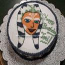Ahsoka Tano Birthday Cakes