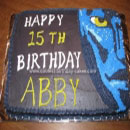 Avatar Birthday Cakes