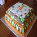 Shower Pun Birthday Cakes