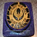 Battlestar Gallactica Birthday Cakes