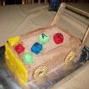 Building Blocks Birthday Cakes