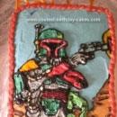 Boba Fett Birthday Cakes