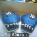 Boxing Birthday Cakes