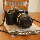 Cameras Birthday Cakes