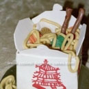 Chinese Food Birthday Cakes