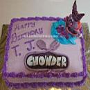 Chowder Birthday Cakes