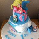 Cloud Babies Birthday Cakes