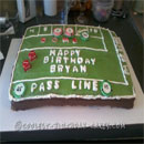 Craps Table Birthday Cakes