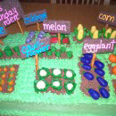 Vegetable Garden Birthday Cakes Gallery