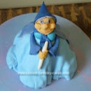 Fairy Godmother Birthday Cakes