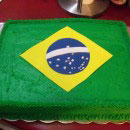 Other Country Flags Birthday Cakes
