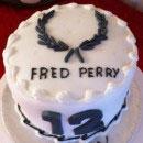 Fashion Logos Birthday Cakes