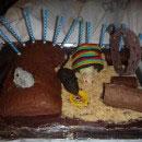 Gerbil Birthday Cakes