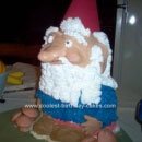 Garden Gnome Birthday Cakes