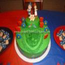 Gnomeo and Juliet Birthday Cakes