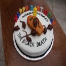 Horrible Histories Birthday Cakes
