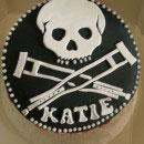 Jackass Birthday Cakes