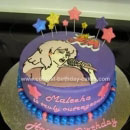 Jem and the Holograms Birthday Cakes