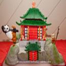 Kung Fu Panda Birthday Cakes