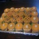 Mini Pie Cupcakes Birthday Cakes