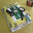 Nancy Drew Birthday Cakes