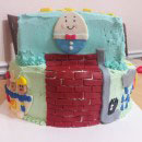 Humpty Dumpty Birthday Cakes