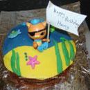 Octonauts Birthday Cakes