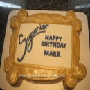 Picture Frames Birthday Cakes