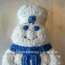 Pillsbury Doughboy Commercial Character Cakes