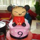 Pucca Birthday Cakes