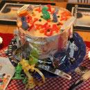 Ratatouille Birthday Cakes