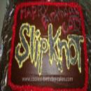 Slipknot Birthday Cakes