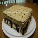 Smores Birthday Cakes