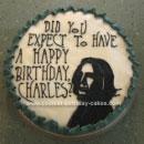 Snape Harry Potter Cakes