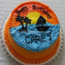 Sunset Birthday Cakes and More Amazing Cakes